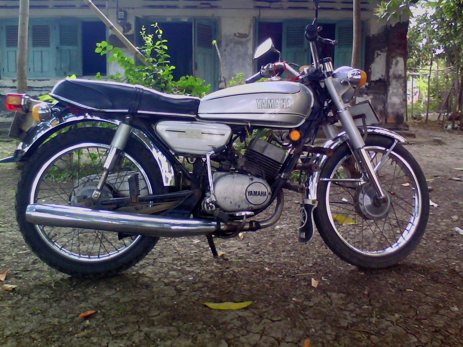Kumpulan 98 Gambar Motor Yamaha Rs Terbaik Dan Terupdate Klaras